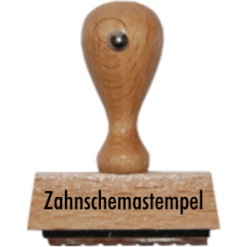 Holzstempel PSI Tabelle 09