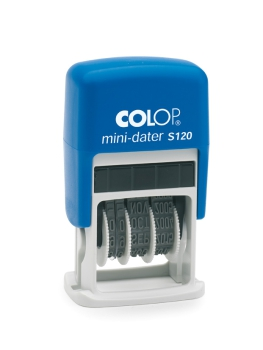 S 120 Colop Mini-Dater